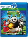 Kung Fu Panda 3 (Blu-ray 3D + Blu-ray + DVD + Digital HD) - Blu-ray 3D