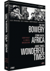 Coffret Lionel Rogosin - On the Bowery + Come Back, Africa + Good Times, Wonderful Times - DVD