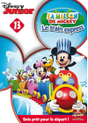 La Maison de Mickey - 13 - Le train express - DVD