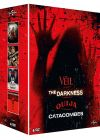 Coffret : The Veil + The Darkness + Ouija + Catacombes (Pack) - DVD
