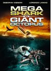 Mega Shark vs Giant Octopus - DVD