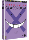 Assassination Classroom - Box 2 (Combo Collector Blu-ray + DVD) - Blu-ray