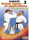 Karate Vol. 3 - Katas heian et applications - DVD