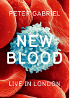 Peter Gabriel - New Blood, Live in London - DVD