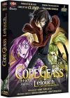 Code Geass - Lelouch of the Rebellion - Saison 1 - Box 2/3 (Édition Collector) - DVD