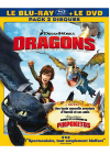Dragons (Combo Blu-ray + DVD) - Blu-ray