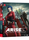 Ghost in the Shell : Arise - Les Films - Border 1 : Ghost Pain + Border 2 : Ghost Whispers (Combo Blu-ray + DVD) - Blu-ray