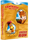 Fantastic Mr. Fox + Chicken Run (Pack) - Blu-ray