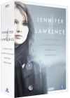 Coffret Jennifer Lawrence : Le complexe du castor + La maison au bout de la rue + Winter's Bone + Happiness Therapy (Pack) - DVD