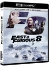 Fast & Furious 8 (4K Ultra HD + Blu-ray + Digital UltraViolet) - Blu-ray 4K