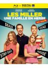 Les Miller, une famille en herbe (Non censuré - Blu-ray + Copie digitale) - Blu-ray