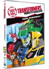 Transformers - Robots in Disguise - Vol. 3 : Tous ensemble