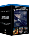DC Universe - Coffret 3 films : Justice League + Wonder Woman + Batman v Superman : L'aube de la justice (Coffret Édition limité + Blu-ray + Cube connecté) - Blu-ray