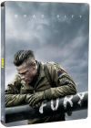 Fury (Blu-ray + Copie digitale - Édition boîtier SteelBook) - Blu-ray