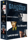 Coffret gangster : Strictly Criminal + Les affranchis + Gangster Squad (Pack) - DVD