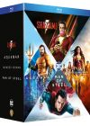 Origin Stories - Man of Steel + Wonder Woman + Aquaman + Shazam! - Blu-ray - Sortie le 20 septembre 2019