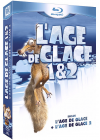 L'Age de glace 1 + 2 (Pack) - Blu-ray