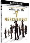 Les 7 mercenaires (4K Ultra HD + Blu-ray + Digital UltraViolet) - Blu-ray 4K