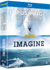 Nuit de la glisse - Pushing the Limits, The Future Starts Here + Imagine (Pack) - Blu-ray