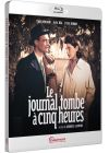 Le Journal tombe à cinq heures - Blu-ray