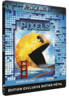 Pixels (Combo Blu-ray + DVD + Copie digitale - Édition boîtier SteelBook) - Blu-ray