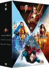 Origin Stories - Man of Steel + Wonder Woman + Aquaman + Shazam! (Pack) - DVD - Sortie le 20 septembre 2019
