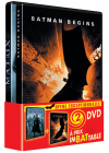 Batman Begins + Matrix (Pack) - DVD