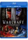 Warcraft : le commencement (Blu-ray + Copie digitale) - Blu-ray