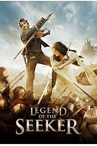 Legend of the Seeker (L'épée de vérité) - Visuel par TvDb