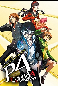 Persona 4 : The Animation - Visuel par TvDb